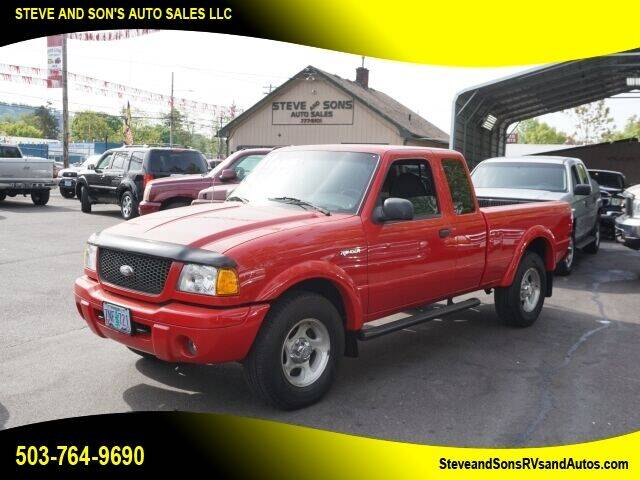 2003 Ford Ranger for sale at Steve & Sons Auto Sales in Happy Valley OR