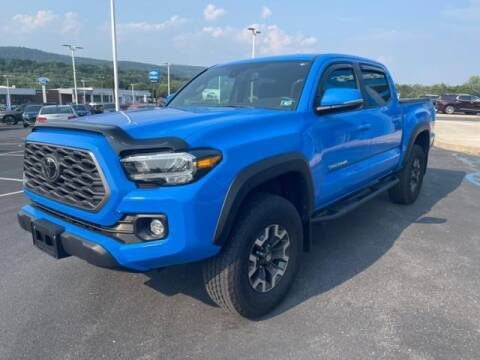 2020 Toyota Tacoma for sale at Hawkins Chevrolet in Danville PA