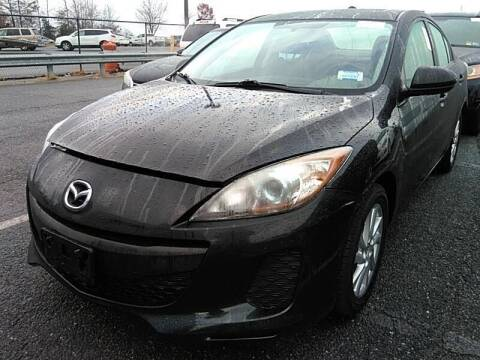 2012 Mazda MAZDA3 for sale at Cj king of car loans/JJ's Best Auto Sales in Troy MI