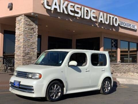 2011 Nissan cube for sale at Lakeside Auto Brokers in Colorado Springs CO