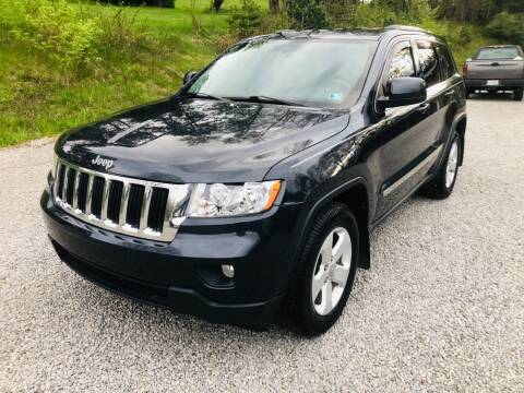 2013 Jeep Grand Cherokee for sale at R.A. Auto Sales in East Liverpool OH