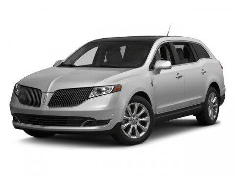 2015 Lincoln MKT Town Car for sale at TRAVERS GMT AUTO SALES - Traver GMT Auto Sales West in O Fallon MO