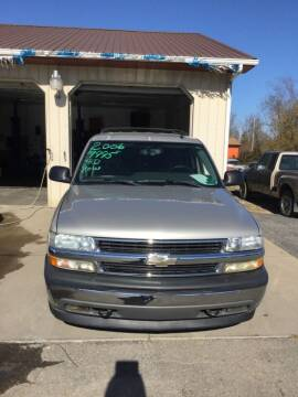 2006 Chevrolet Suburban for sale at Stewart's Motor Sales in Cambridge/Byesville OH