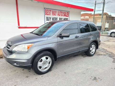 2010 Honda CR-V for sale at Best Way Auto Sales II in Houston TX