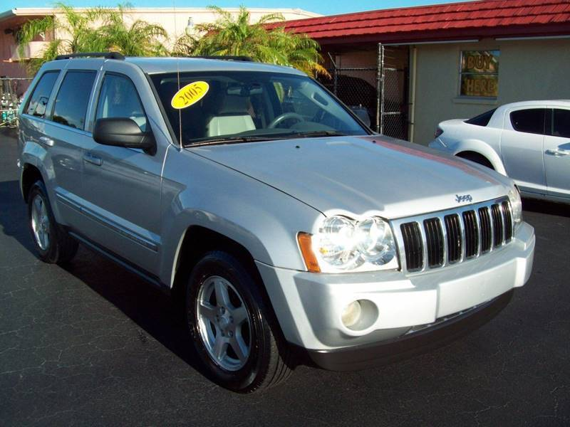 2005 Jeep Grand Cherokee 4dr Limited 4WD SUV - Fort Myers FL