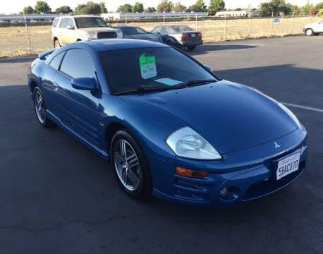 2003 Mitsubishi Eclipse for sale at My Three Sons Auto Sales in Sacramento CA