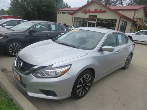 2018 Nissan Altima for sale at Azteca Auto Sales LLC in Des Moines IA