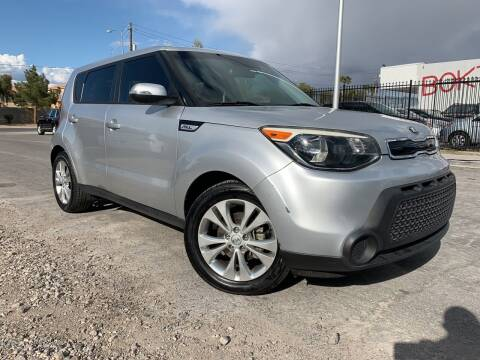 2014 Kia Soul for sale at Boktor Motors in Las Vegas NV