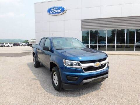 2020 Chevrolet Colorado for sale at Ray Skillman Hoosier Ford in Martinsville IN