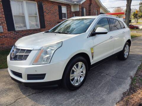 2012 Cadillac SRX for sale at Ray Moore Auto Sales in Graham NC