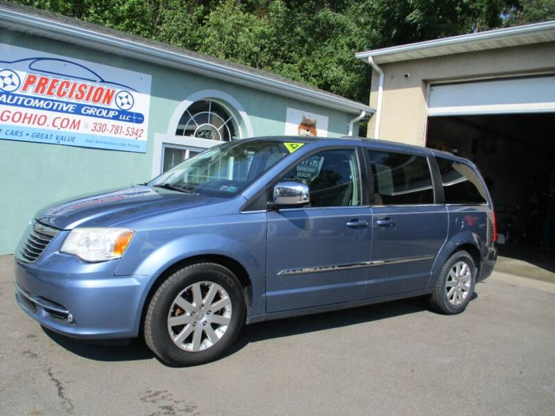 2011 Chrysler Town and Country for sale at Precision Automotive Group in Youngstown OH