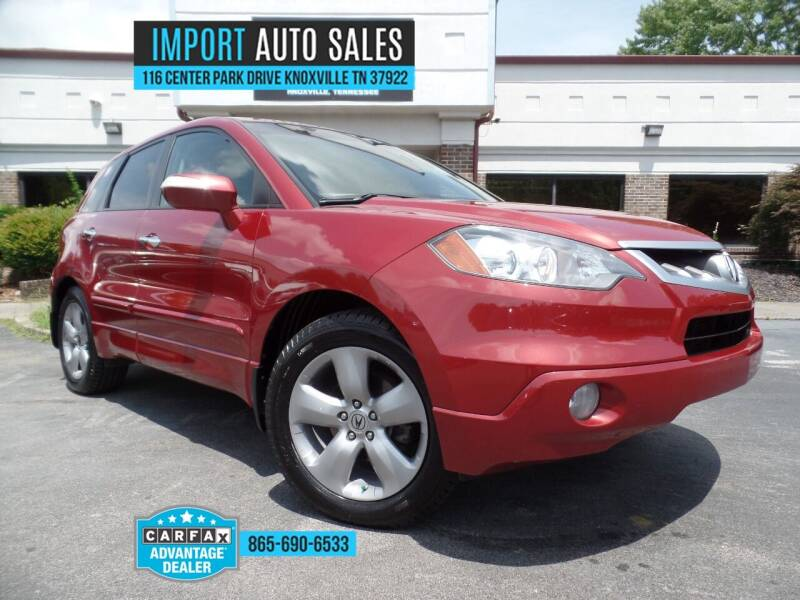 2007 Acura RDX for sale at IMPORT AUTO SALES in Knoxville TN