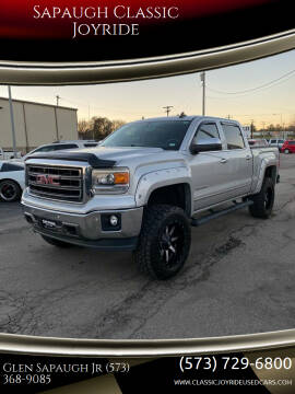 2015 GMC Sierra 1500 for sale at Sapaugh Classic Joyride in Salem MO