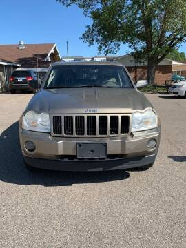 2006 Jeep Grand Cherokee for sale at El Rancho Auto Sales Display Lot in Marshall MN