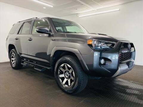 2019 Toyota 4Runner for sale at Champagne Motor Car Company in Willimantic CT