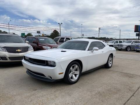 2014 Dodge Challenger for sale at Direct Auto in D'Iberville MS