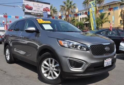 2017 Kia Sorento for sale at AMC Auto Sales, Inc in San Jose CA