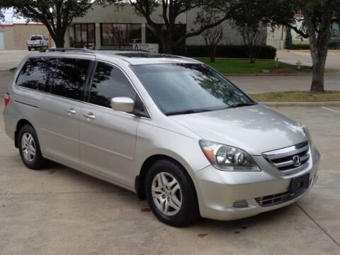 2007 Honda Odyssey for sale at Auto Starlight in Dallas TX