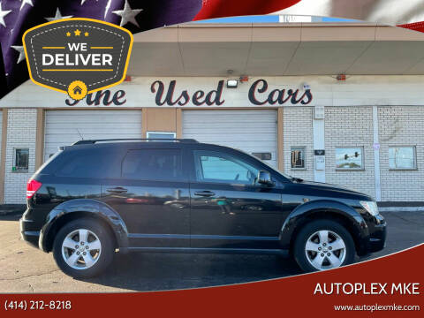 2010 Dodge Journey for sale at Autoplexwest in Milwaukee WI