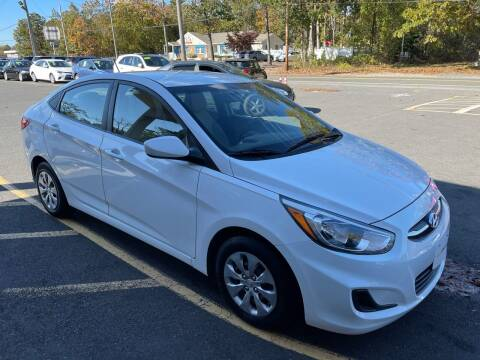 2017 Hyundai Accent for sale at Vantage Auto Group in Brick NJ