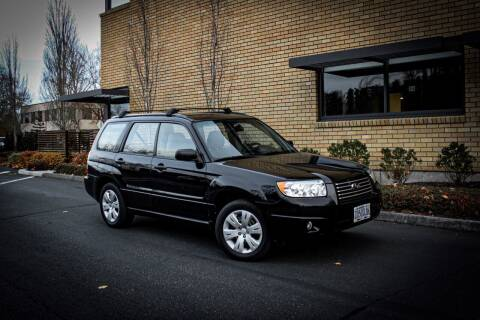 2008 Subaru Forester for sale at Accolade Auto in Hillsboro OR