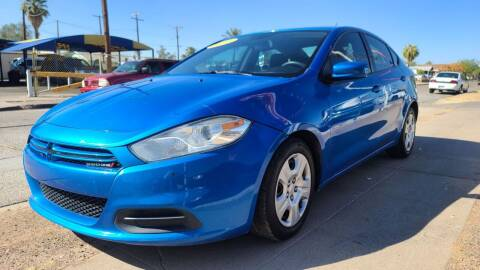 2015 Dodge Dart for sale at Fast Trac Auto Sales in Phoenix AZ