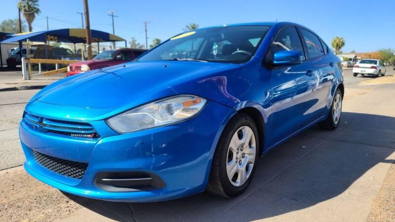 2015 Dodge Dart for sale at Fast Trac Auto Sales in Phoenix AZ