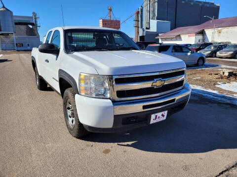 2009 Chevrolet Silverado 1500 for sale at J & S Auto Sales in Thompson ND