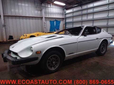 1978 Datsun 280ZX for sale at East Coast Auto Source Inc. in Bedford VA