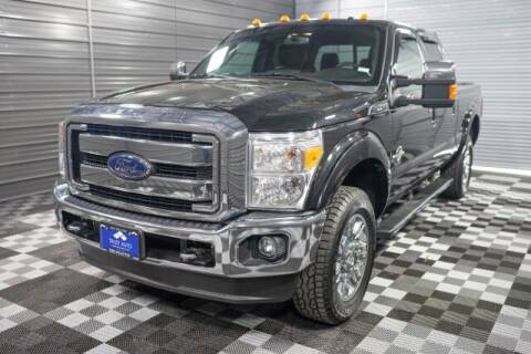 2014 Ford F-350 Super Duty for sale at TRUST AUTO in Sykesville MD