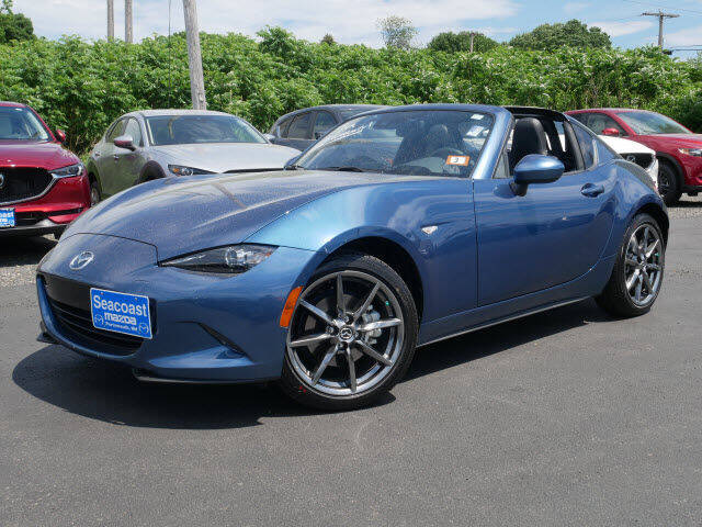 2020 Mazda MX-5 Miata RF for sale at The Yes Guys in Portsmouth NH