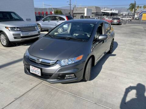 2012 Honda Insight for sale at Hunter's Auto Inc in North Hollywood CA