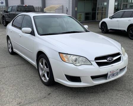 2008 Subaru Legacy for sale at Auto Land in Newark CA