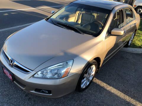 2006 Honda Accord for sale at STATE AUTO SALES in Lodi NJ