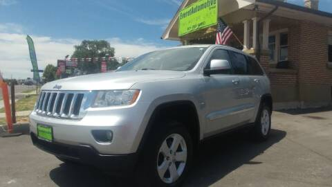 2011 Jeep Grand Cherokee for sale at Everett Automotive Group in Pleasant Grove UT