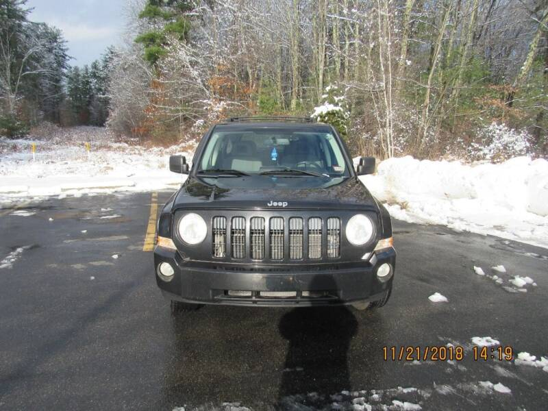 2007 Jeep Patriot for sale at Heritage Truck and Auto Inc. in Londonderry NH