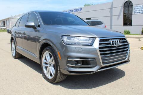 2018 Audi Q7 for sale at SHAFER AUTO GROUP in Columbus OH