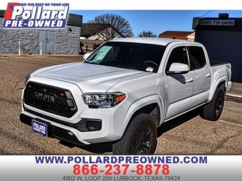 2019 Toyota Tacoma for sale at South Plains Autoplex by RANDY BUCHANAN in Lubbock TX