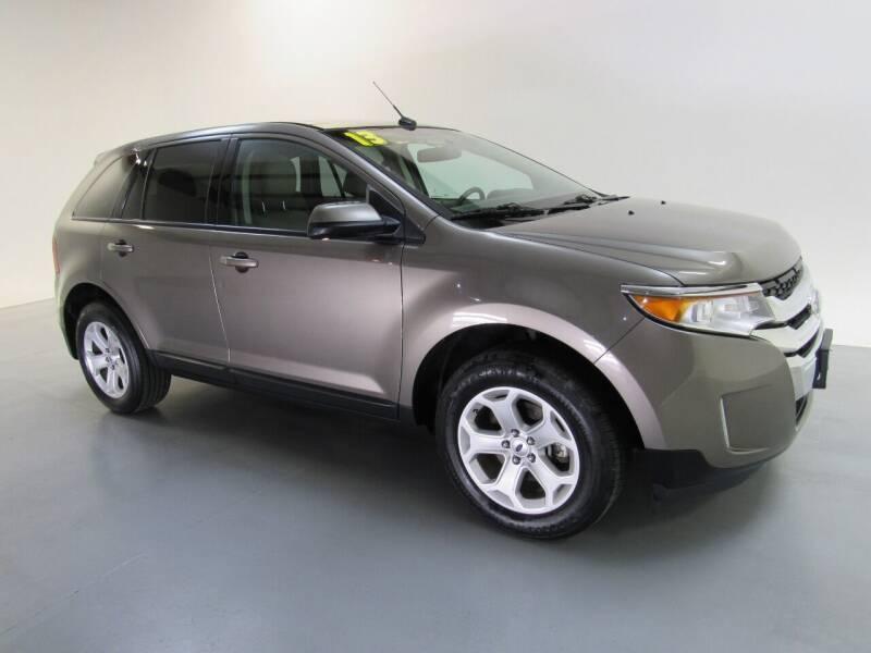2013 Ford Edge for sale at Salinausedcars.com in Salina KS