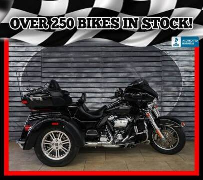 2018 Harley-Davidson Tri Glide Ultra for sale at Motomaxcycles.com in Mesa AZ