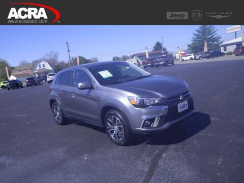 2018 Mitsubishi Outlander Sport for sale at BuyRight Auto in Greensburg IN