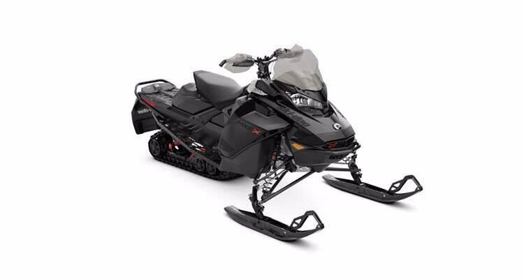 2021 Ski-Doo mxz x 850 for sale at Tony's Ticonderoga Sports in Ticonderoga NY