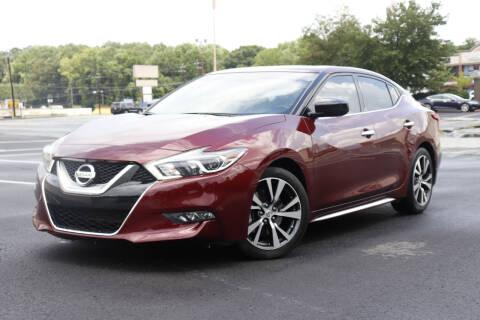 2017 Nissan Maxima for sale at Auto Guia in Chamblee GA