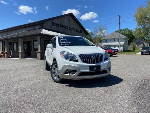 2014 Buick Encore for sale at Drapers Auto Sales in Peru IN