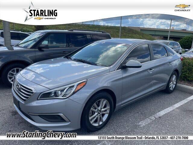 2017 Hyundai Sonata for sale at Pedro @ Starling Chevrolet in Orlando FL