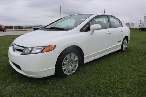 2006 Honda Civic for sale at Liberty Truck Sales in Mounds OK
