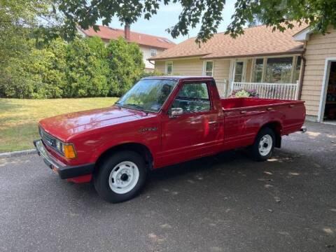 1980 Datsun 720 for sale at Classic Car Deals in Cadillac MI
