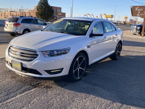 2014 Ford Taurus for sale at Valley Auto Locators in Gering NE