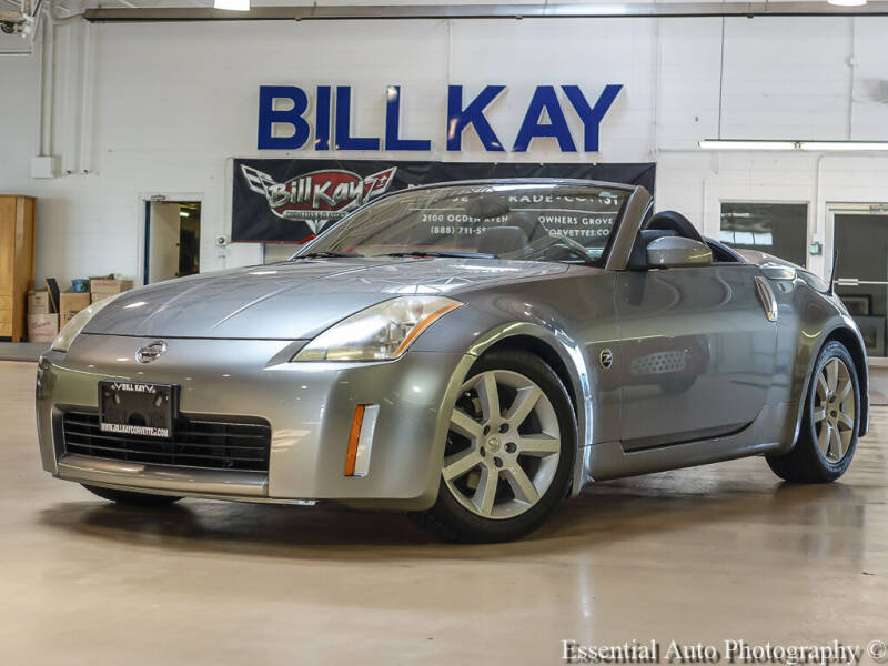 2004 Nissan 350Z for sale at Bill Kay Corvette's and Classic's in Downers Grove IL