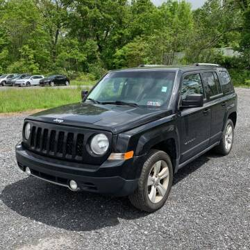 2012 Jeep Patriot for sale at MBM Auto Sales and Service in East Sandwich MA